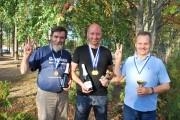 Purjelennon maaliinlaskun SM 2013 yksilö- (Matias Laakso) ja joukkuekilpailussa (Matias Laakso, Seppo Törmänen, Sauli Salmela).